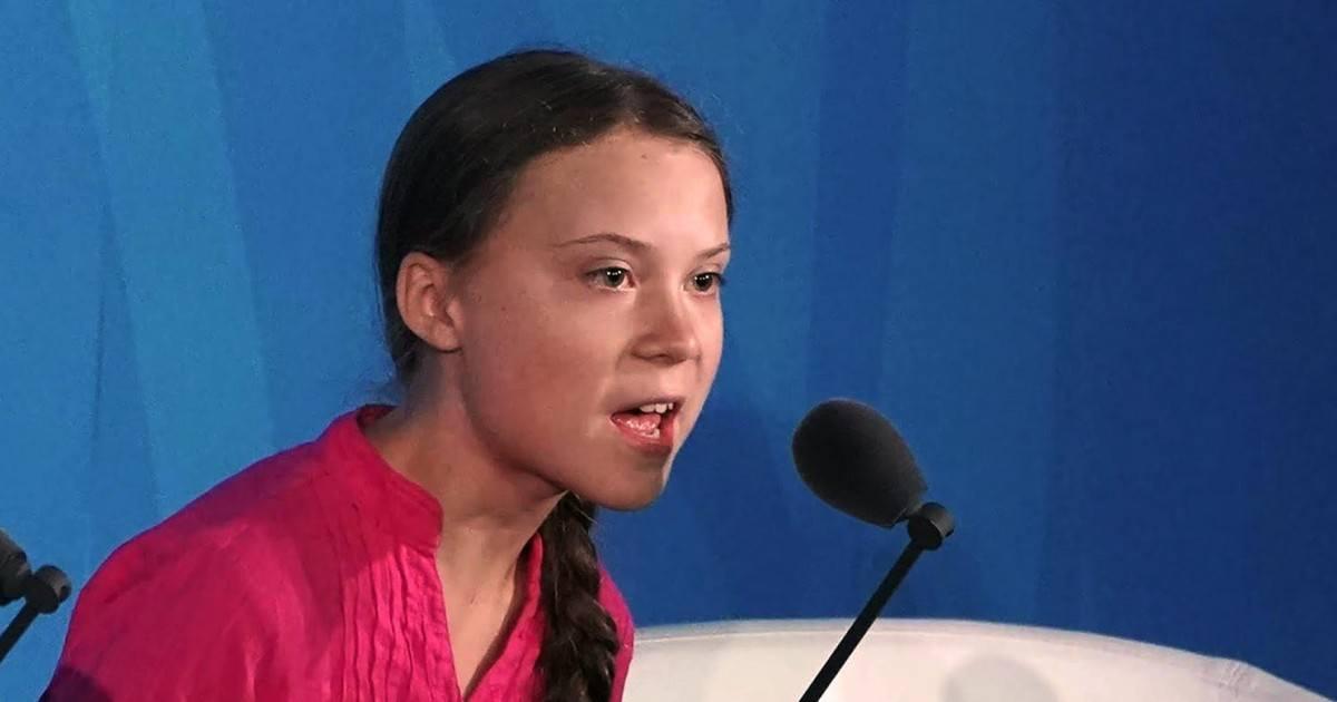 La jeune Greta Thunberg contre Donald Trump et vice-versa