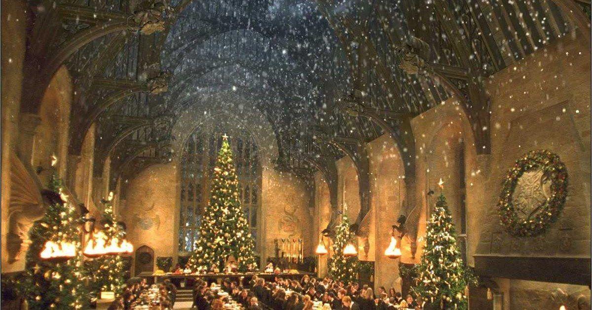Harry Potter : un repas dans le hall de Poudlard pour les fans