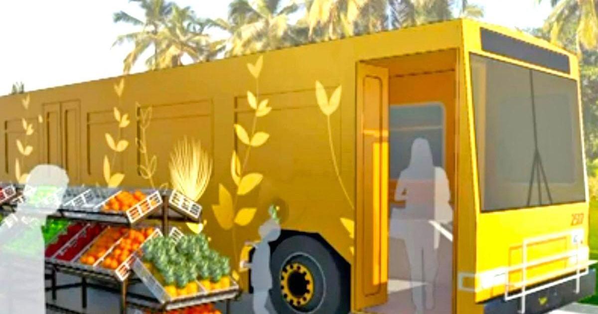 Hawaï : de vieux bus de ville transformés pour les sans-abris