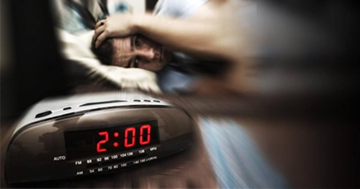 L'heure à laquelle vous vous réveillez la nuit en dit long sur votre état émotionnel