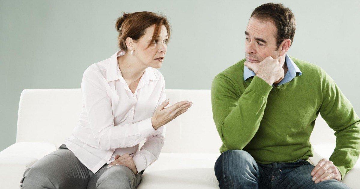 Les hommes sont incapables d'écouter une femme plus de 6 minutes