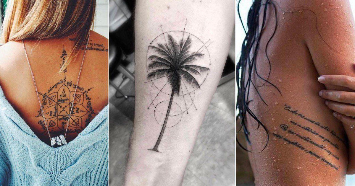 Quel tatouage vous correspond le plus selon votre signe de l'horoscope ?