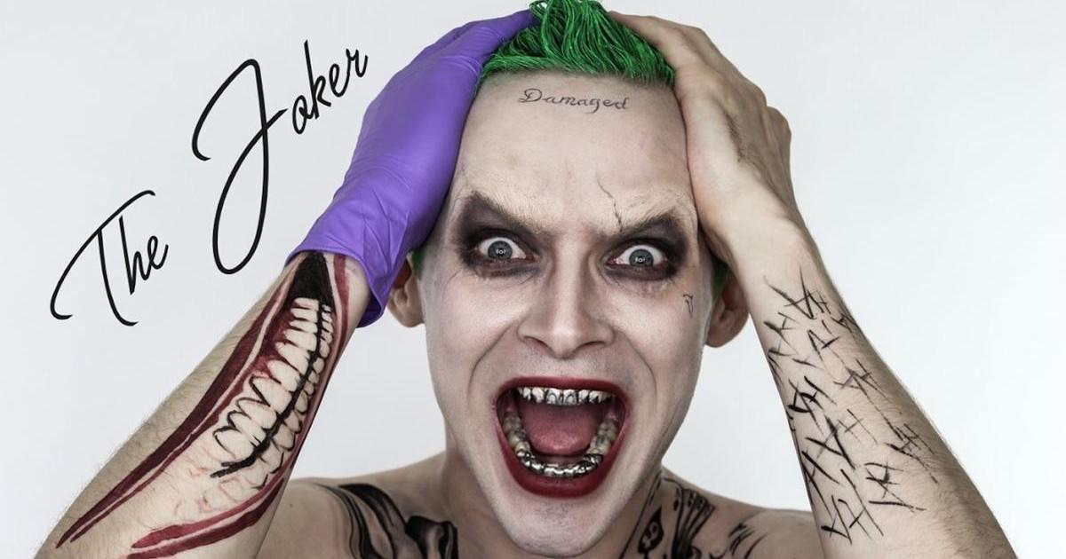 Jared Leto est le prochain Joker, et il fait froid dans le dos !
