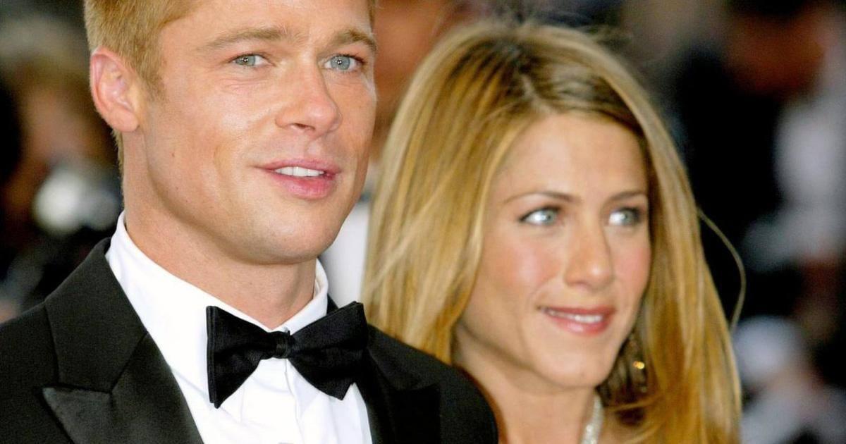 Jennifer Aniston et Brad Pitt célibataires en même temps pour la 1ère fois