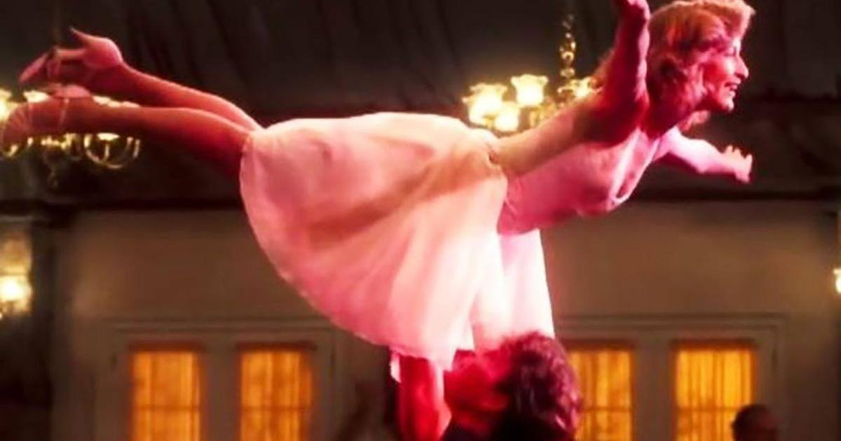 Jennifer Grey révèle le secret du porté culte de « Dirty Dancing »