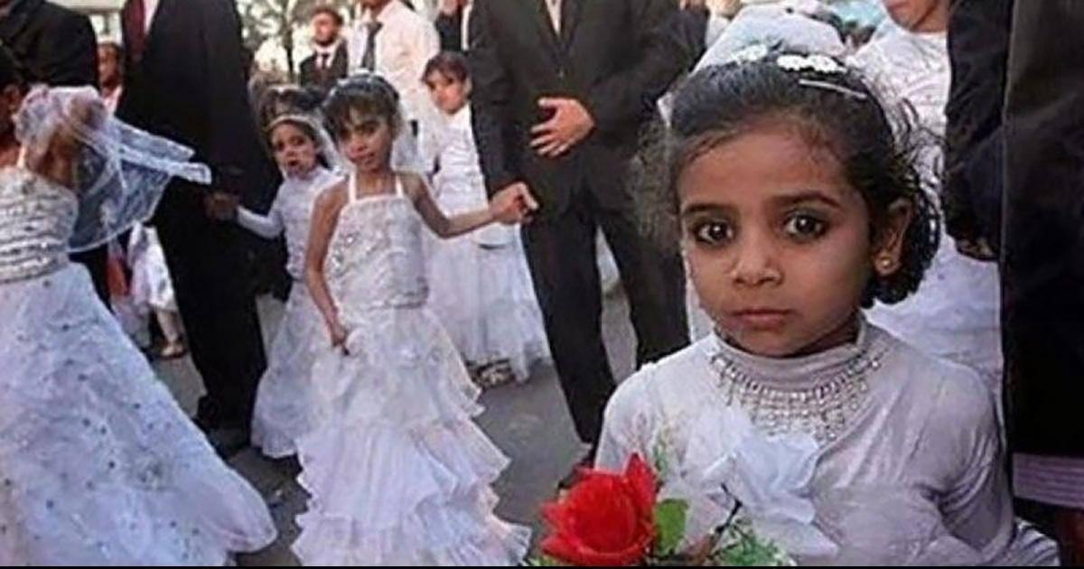 Une jeune fille de 8 ans mariée de force contre de l'argent meurt !