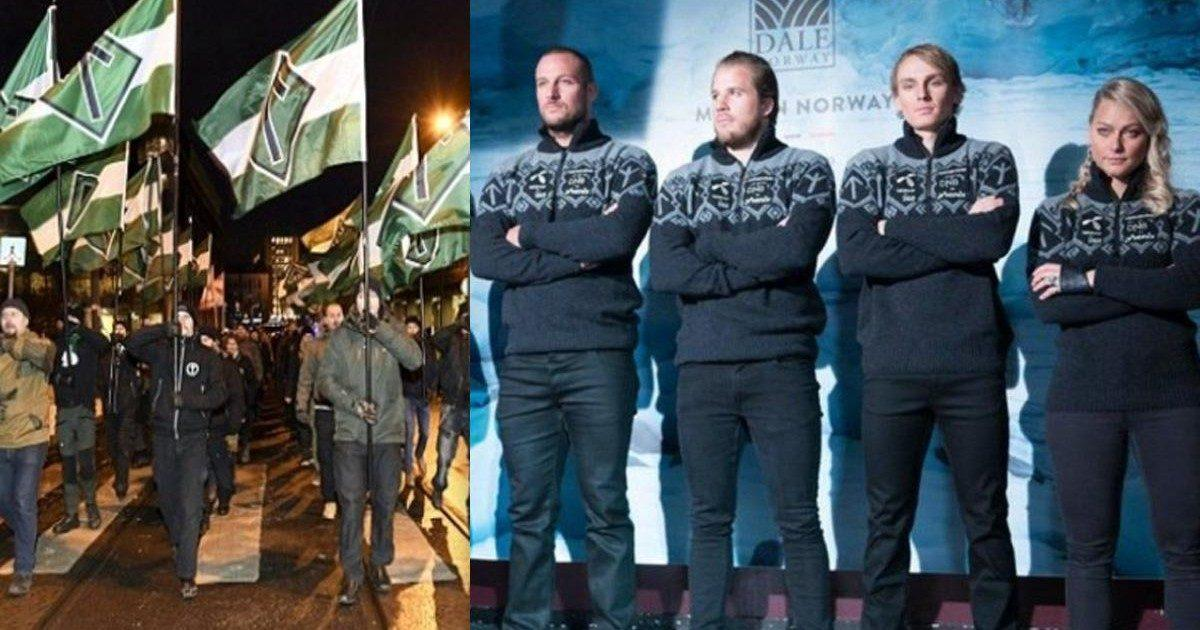 JO 2018 - Des pulls nazis pour l'équipe olympique norvégienne de ski alpin