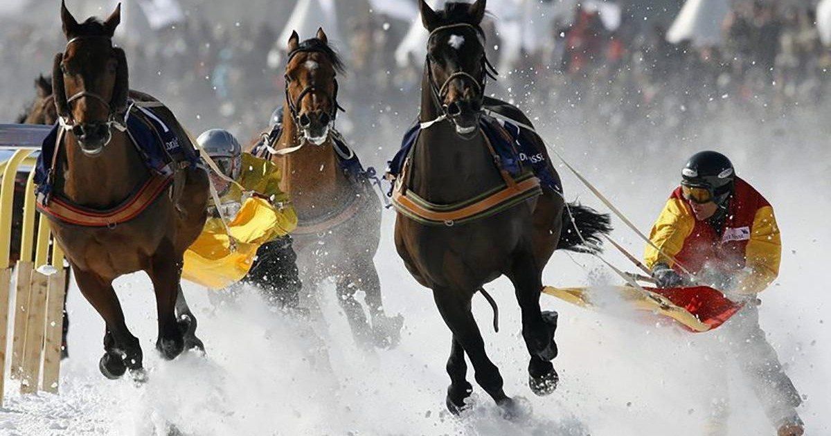 Ski ballet, bandy ou ski joëring, ces sports qui ont disparu des Jeux...