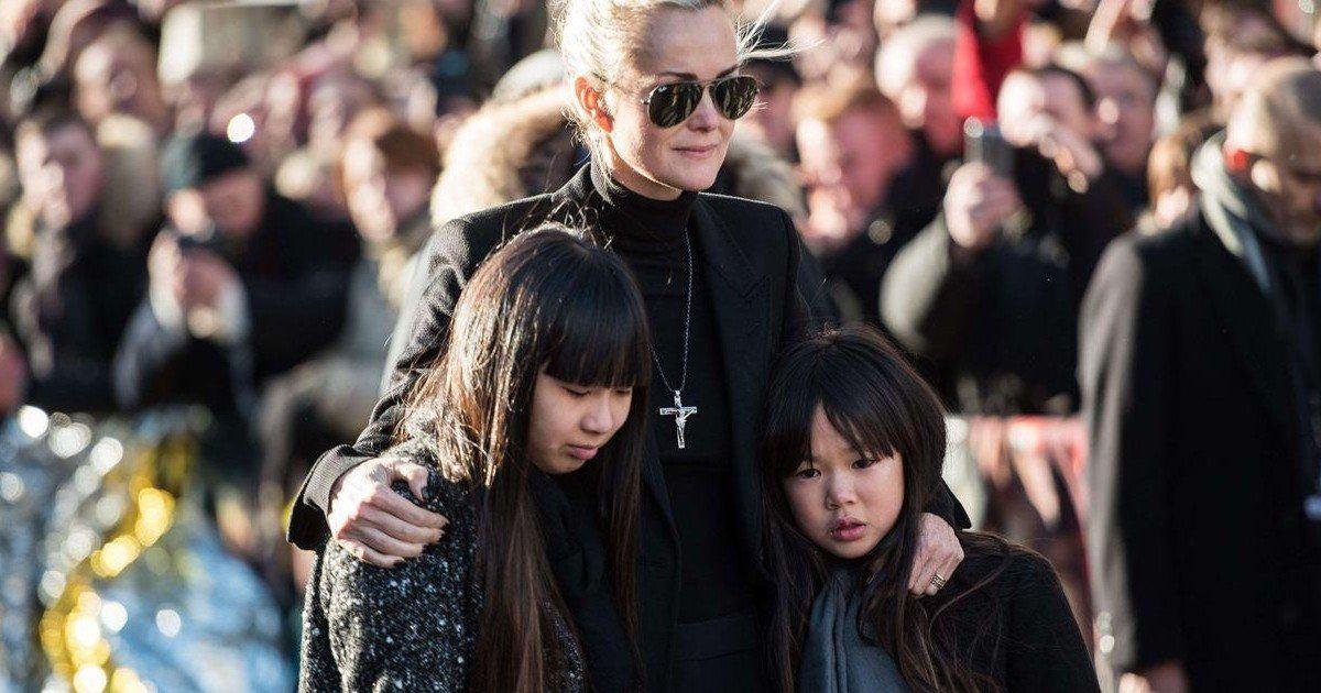 Johnny Hallyday : la dernière volonté du rockeur pour ses filles Jade et Joy