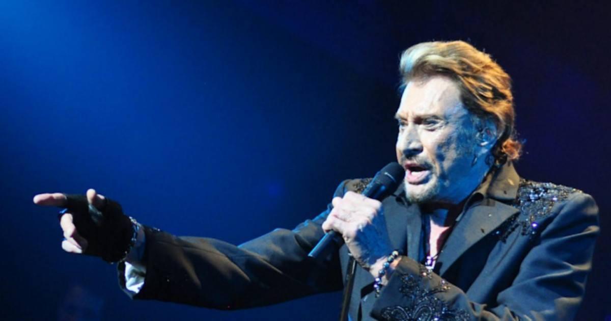 Johnny Hallyday : le titre de son album posthume est enfin révélé
