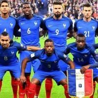 Voici les visages des joueurs de l'équipe de France lorsqu'ils étaient enfants