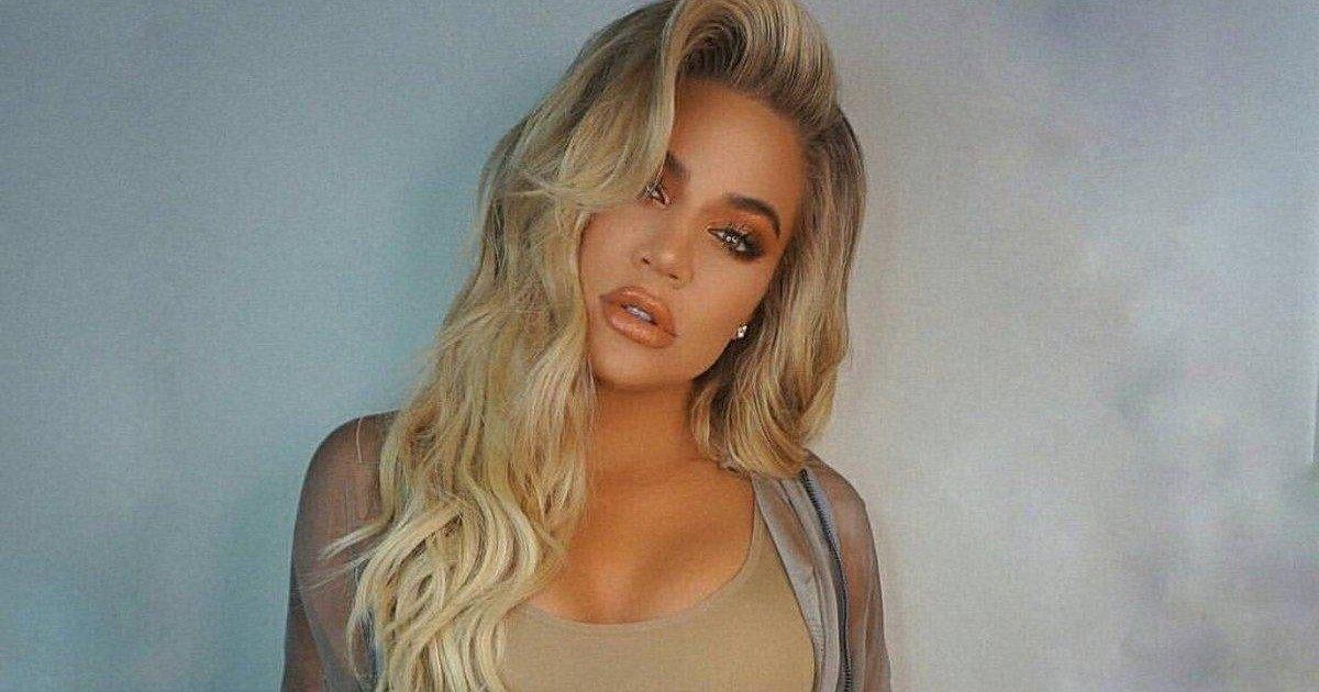 Khloe Kardashian : enceinte de 7 mois, elle nous montre son gros bidon