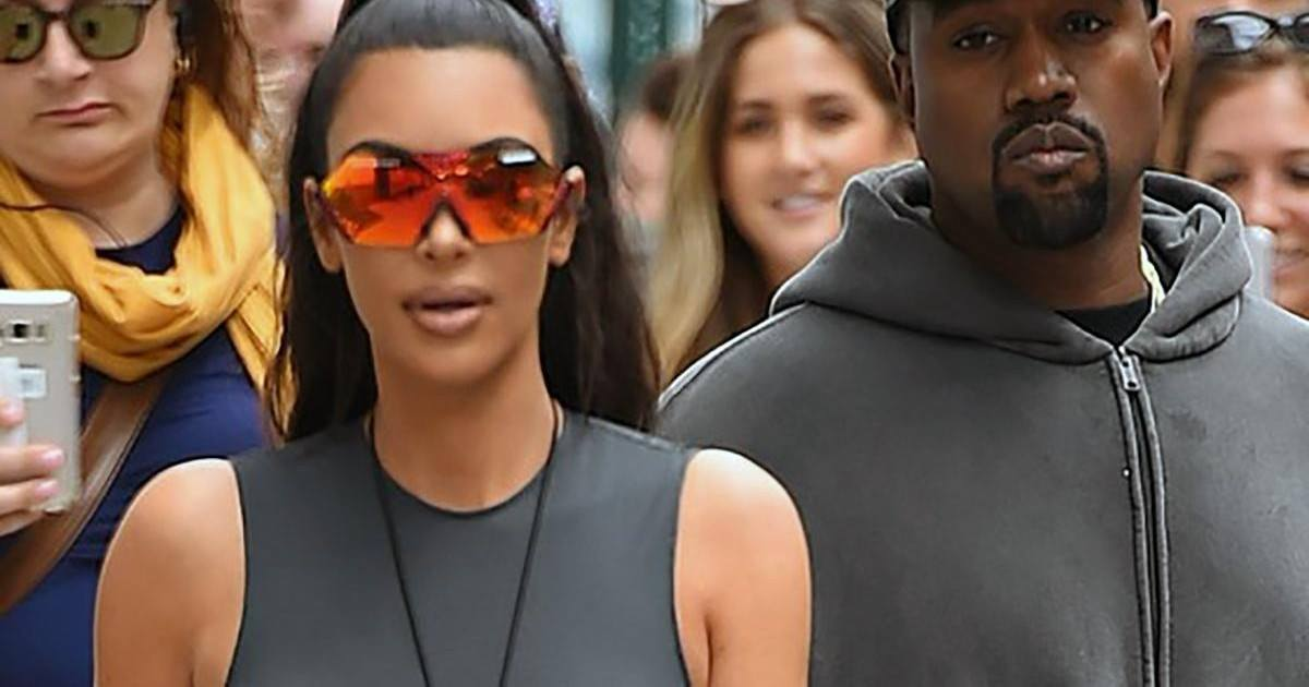 Kim Kardashian se promène dans les rues de New York et affole les passants