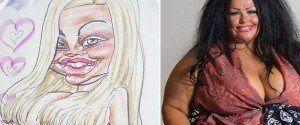 Elle dépense 150 000$ pour ressembler à sa caricature,...