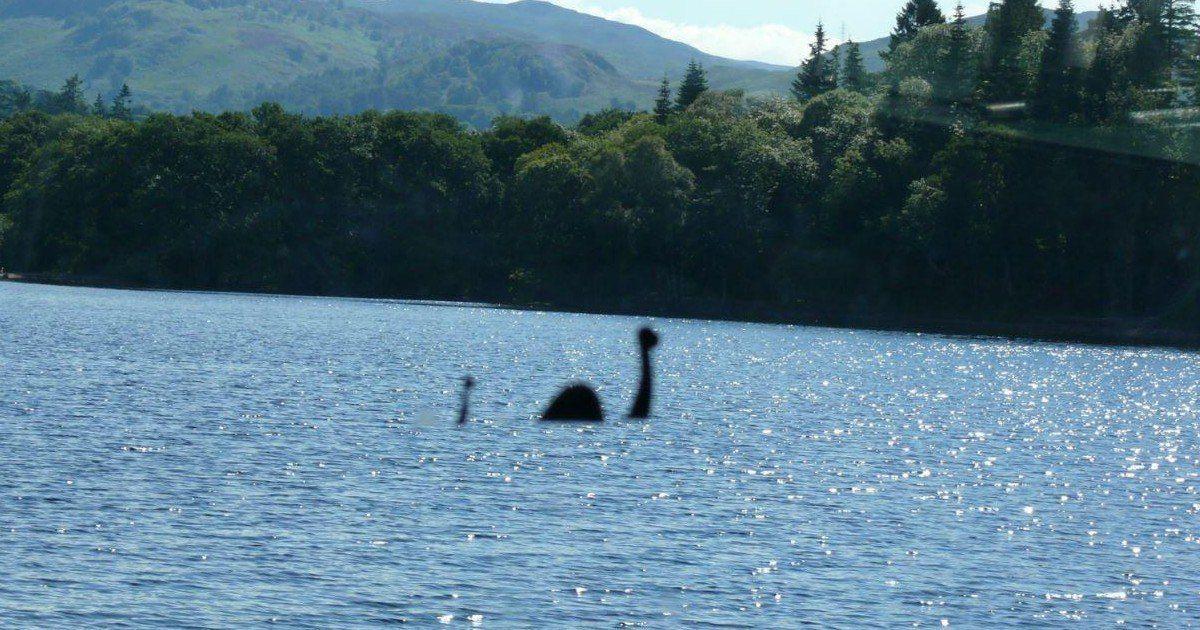 Loch Ness : une tranchée de la taille d'un monstre découverte