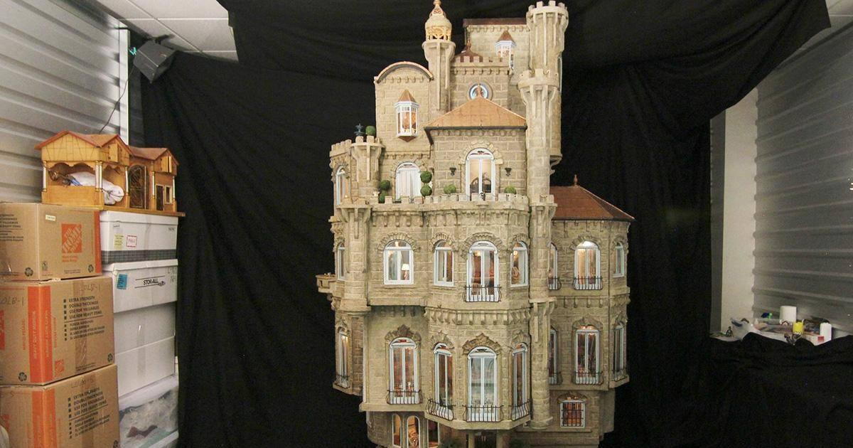 Cette maison de poupée d'une valeur de 8,5 millions de dollars va faire le tour du monde !