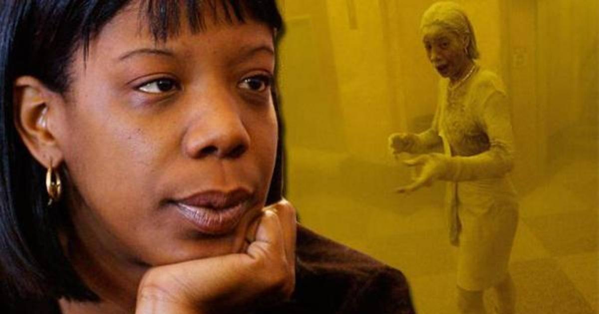 Marcy Borders, la « Dust Lady » miraculée du 11 septembre, est décédée !