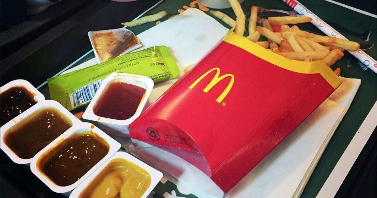 Pourquoi McDonald's ne propose pas de vraie mayonnaise avec ses frites
