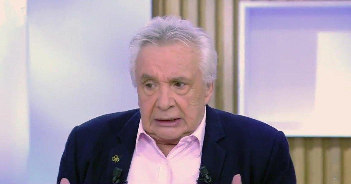Michel Sardou revient sur le viol et le traumatisme de sa fille