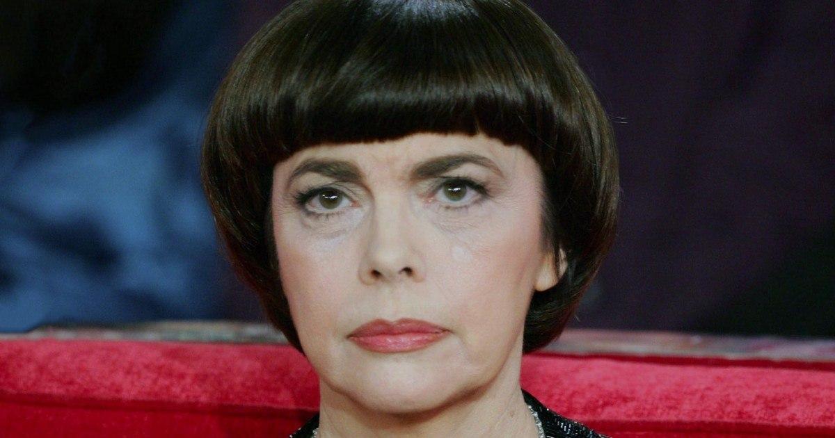 Mireille Mathieu pourrait être paralysée à cause d'une grave maladie