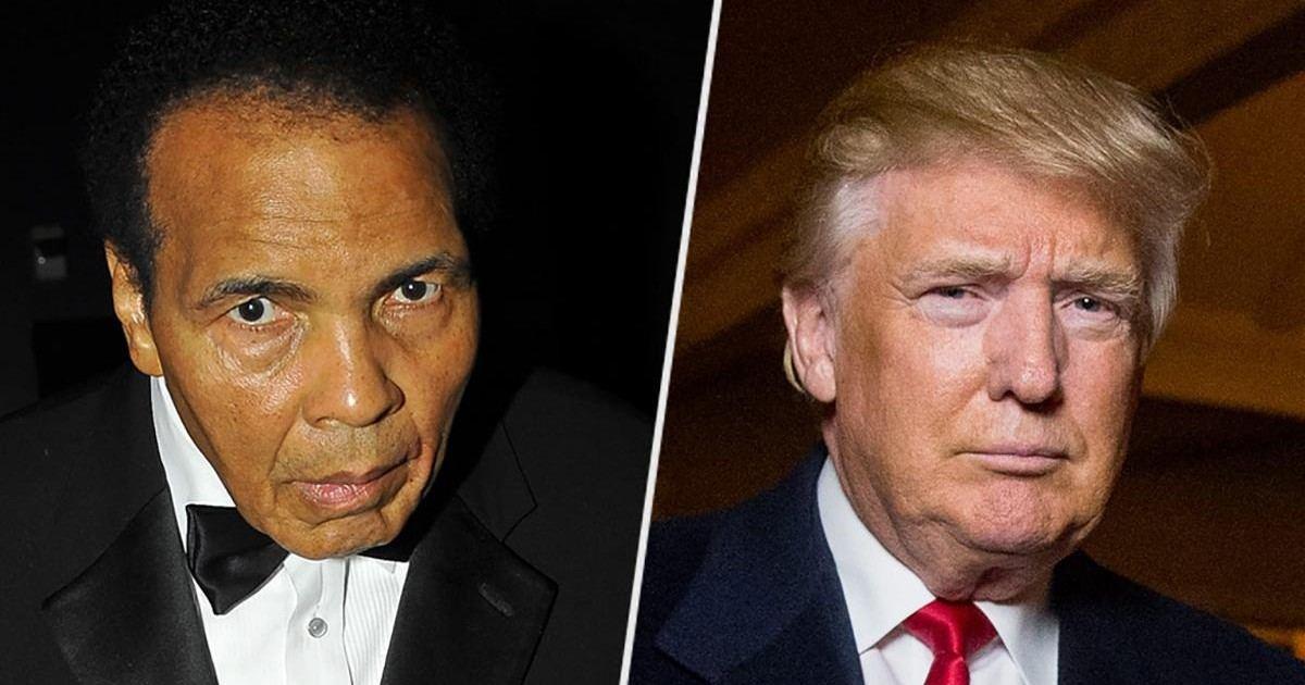 Mohamed Ali répond aux propos islamophobes de Donald Trump