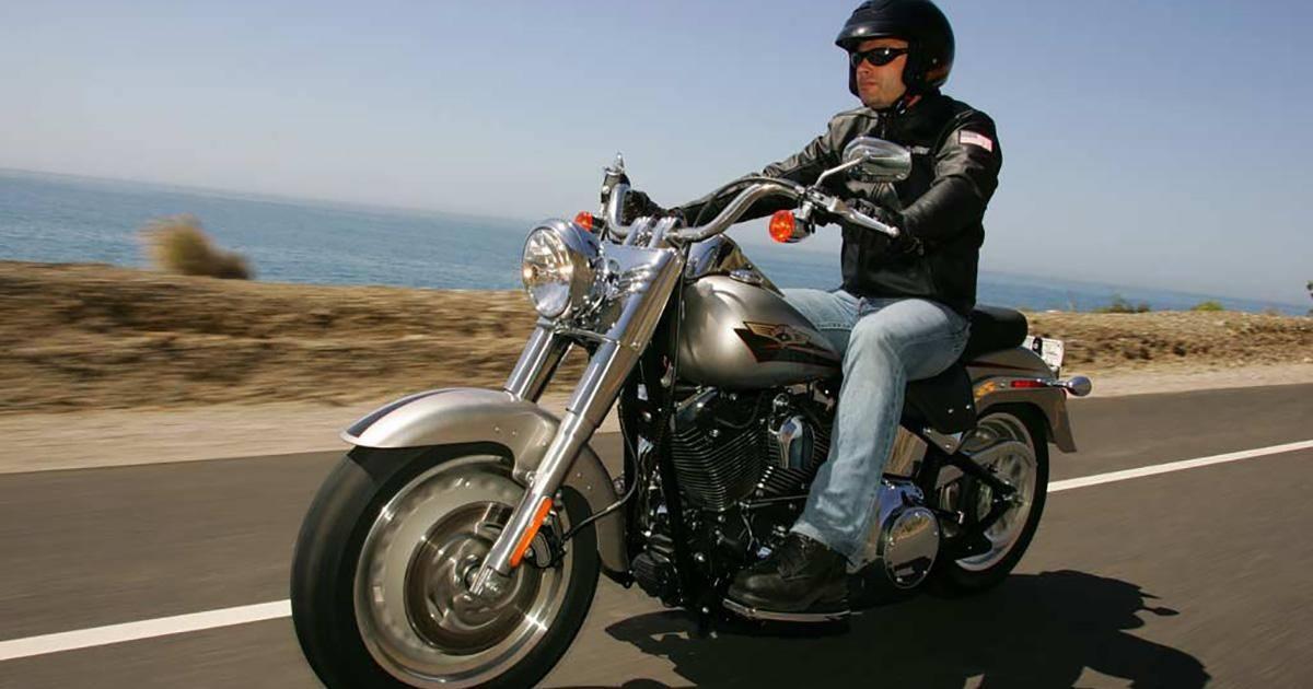 Un motard septuagénaire roulait sans permis depuis 40 ans