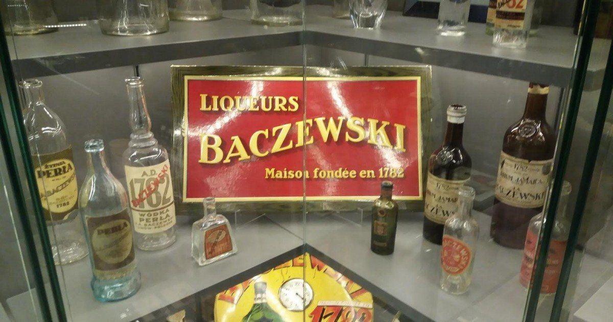 Un musée de la vodka ouvre ses portes en Pologne