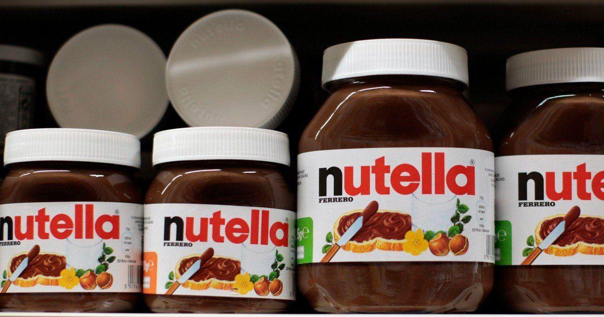 Nutella - Les 10 signes qui prouvent que vous êtes accro