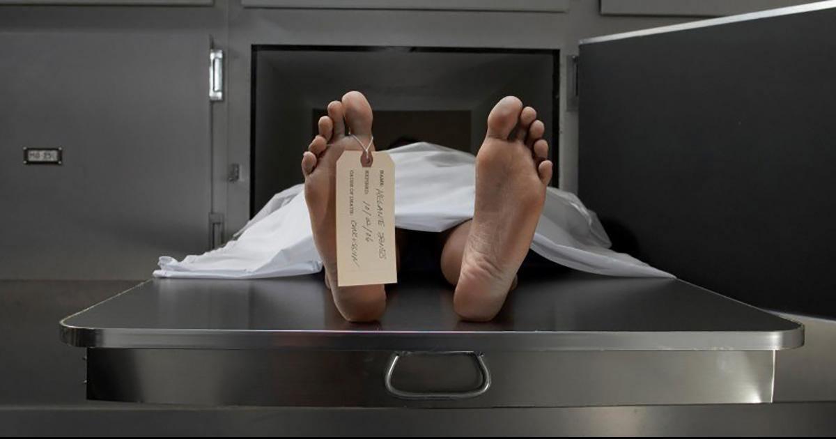 Officiellement déclarée morte, elle revient à la vie devant deux policiers !