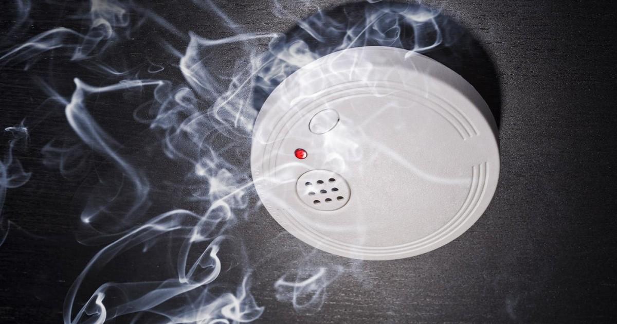 Où devez-vous placer votre détecteur de fuméepour qu'il soit efficace ?