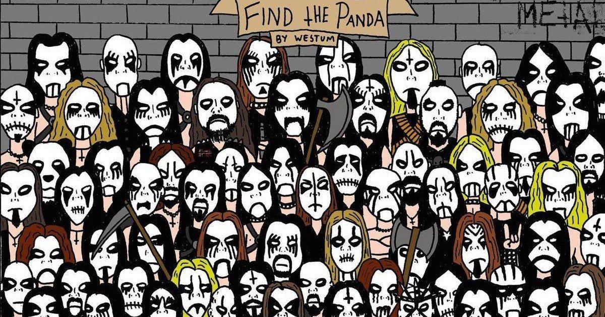 Saurez-vous retrouver le panda caché parmi les Stormtroopers ?