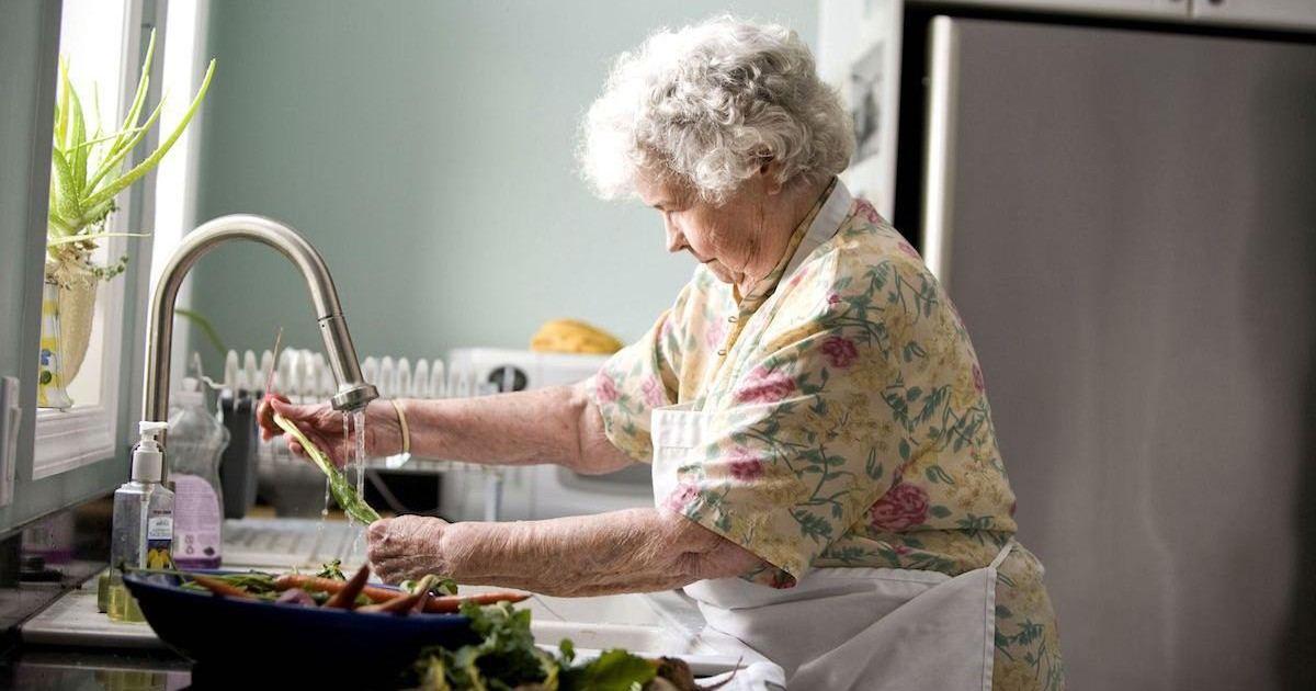 Paris : louez une grand-mère pour vous faire la cuisine