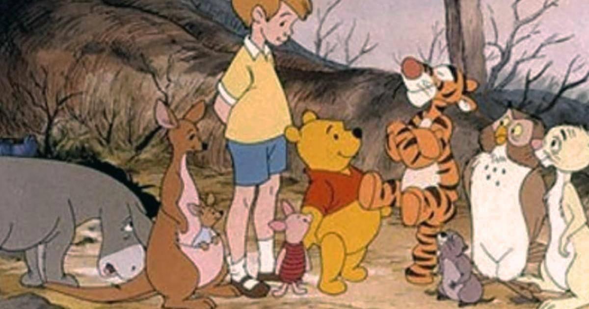 Les personnages de Winnie l'ourson ont été écrit pour représenter une...