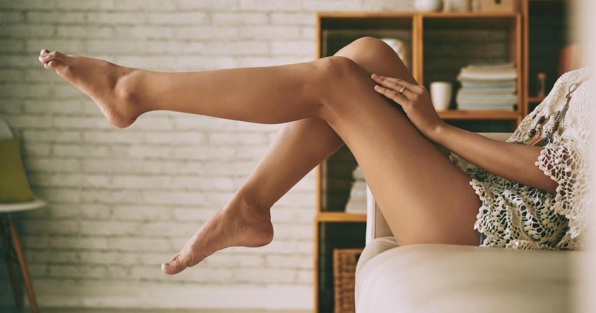 Votre personnalité amoureuse dépend de la forme de vos jambes !