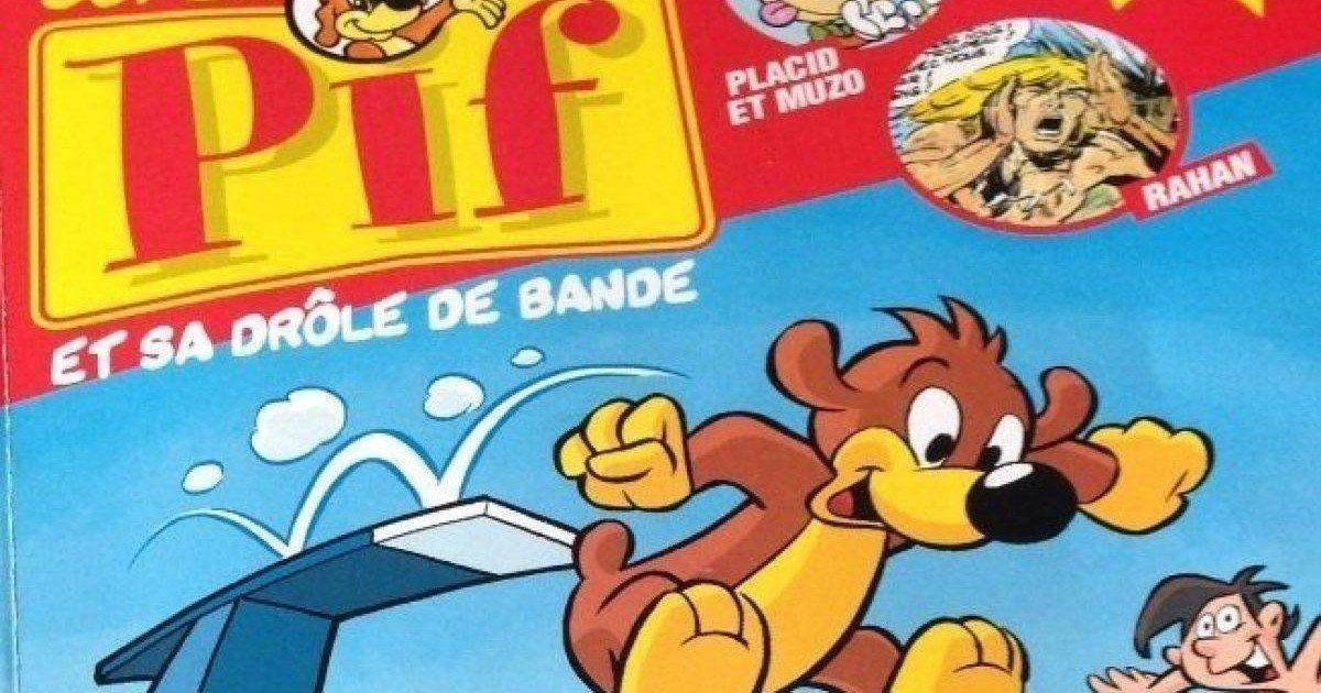 Pif Gadget, le magazine culte pour enfants fait son retour cet été