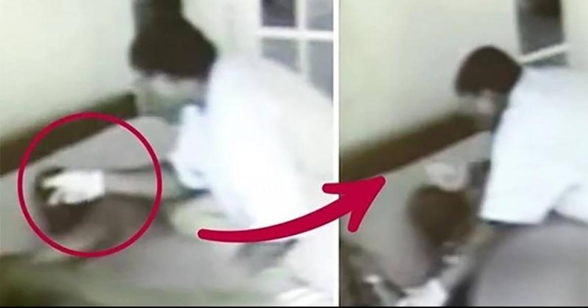 Elle place une caméra pour surprendre l'infirmière qui s'occupe de son père