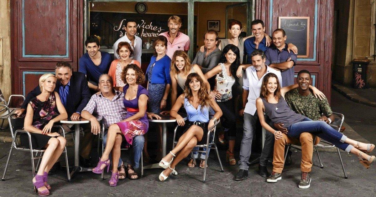 Découvrez les acteurs de Plus belle la vie au début de la série