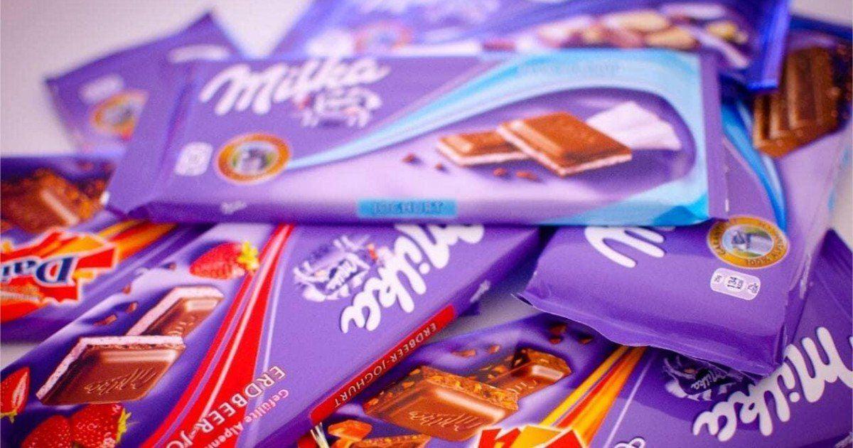 En Autriche la police enquête sur le vol de plus de 20 tonnes de chocolat...