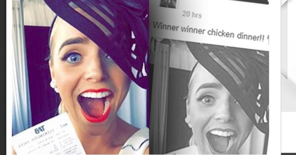 Elle poste sont ticket gagnant sur Facebook, un « ami » lui vole ses gains