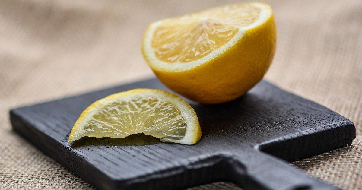 Pourquoi faut-il manger du citron tous les jours pour votre santé