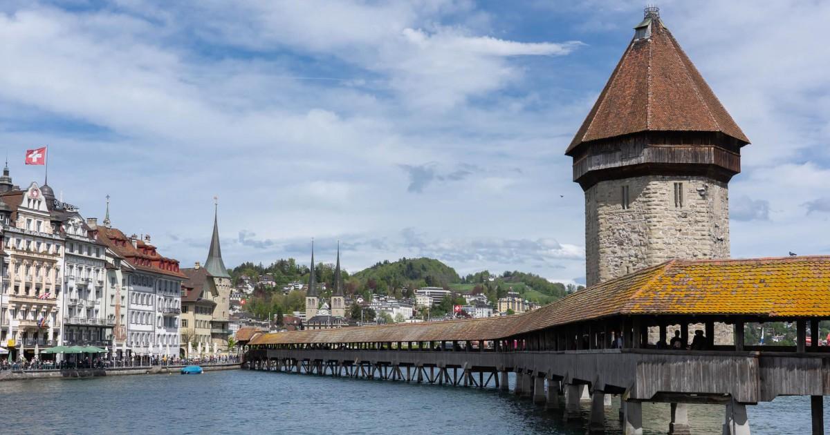 Vacances d'hiver 2021 : Pourquoi ne pas visiter Lucerne pour Noël ?