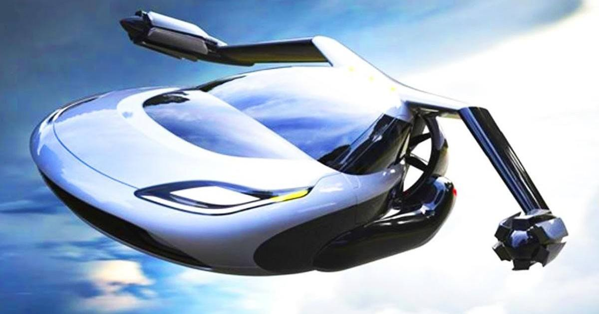 La première voiture volante sera commercialisée en 2023