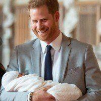 Découvrez quel est le prénom du fils de Meghan Markle et du Prince Harry