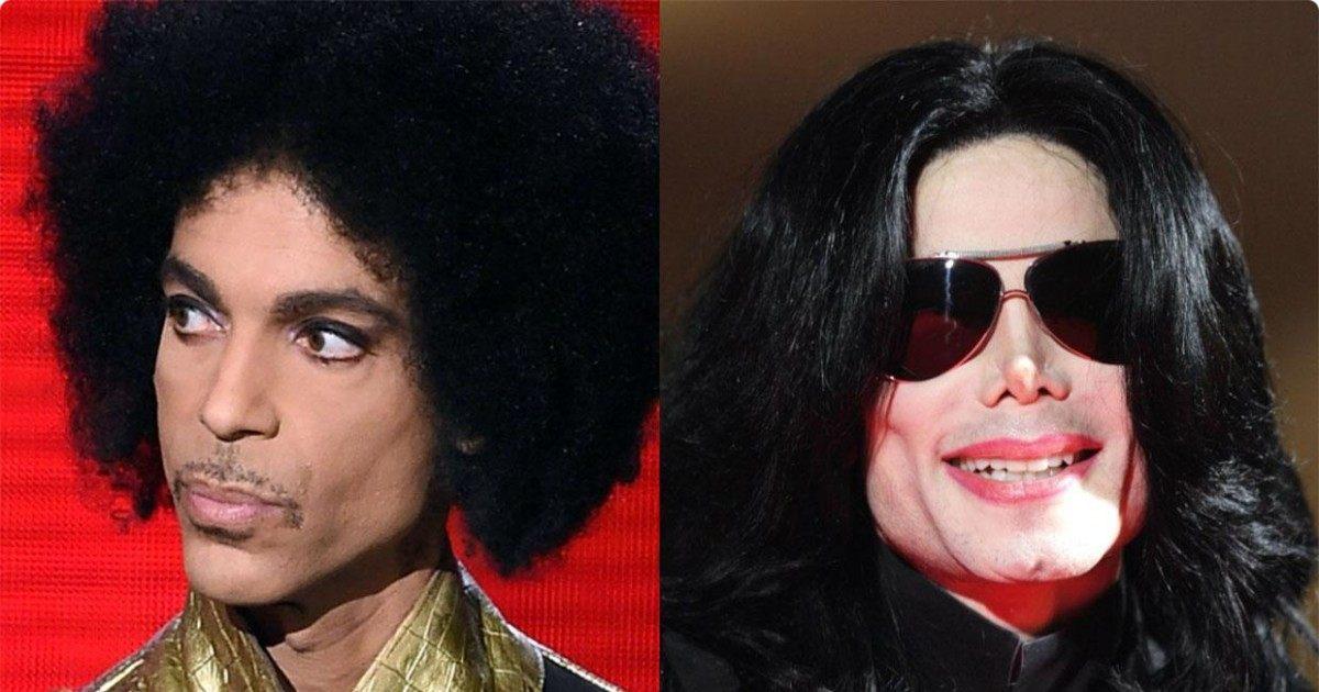 Prince : menaces de mort envers Mickael Jackson pour garder un secret