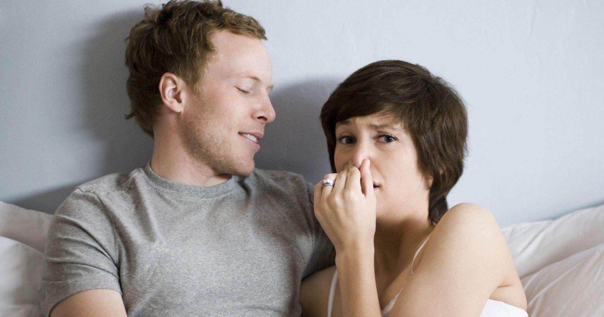 4 très bonnes raisons de péter devant son ou bien sa partenaire