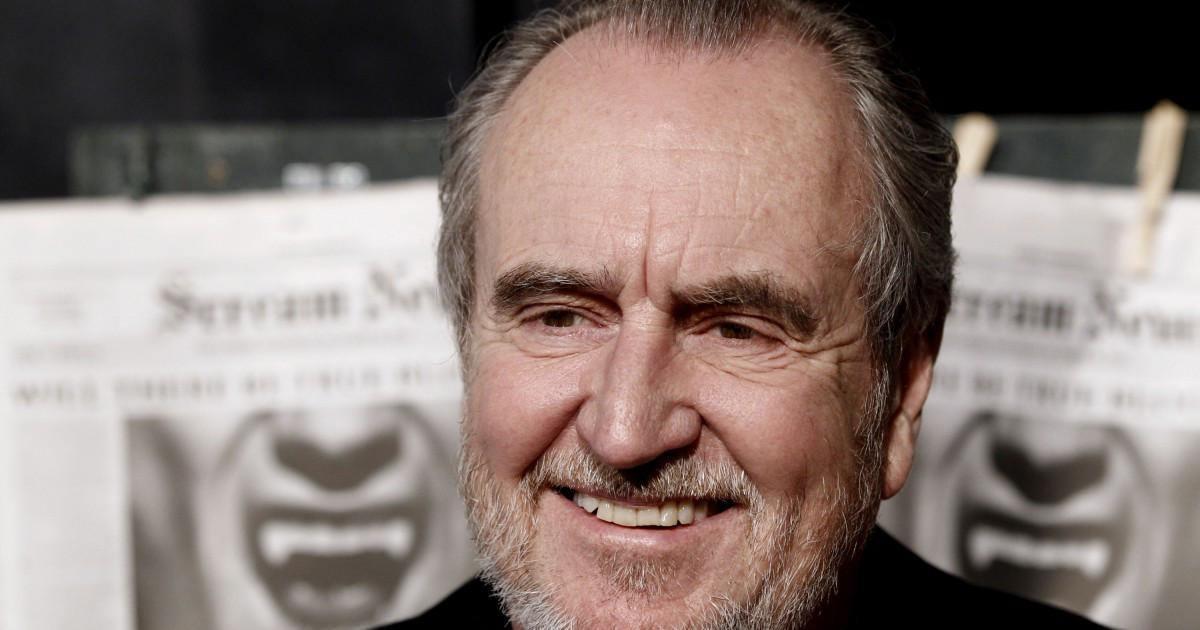 Le réalisateur de « Scream », Wes Craven, décède d'un cancer à 76 ans