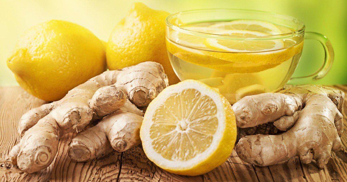 Notre recette du sirop au citron et gingembre pour la perte de poids