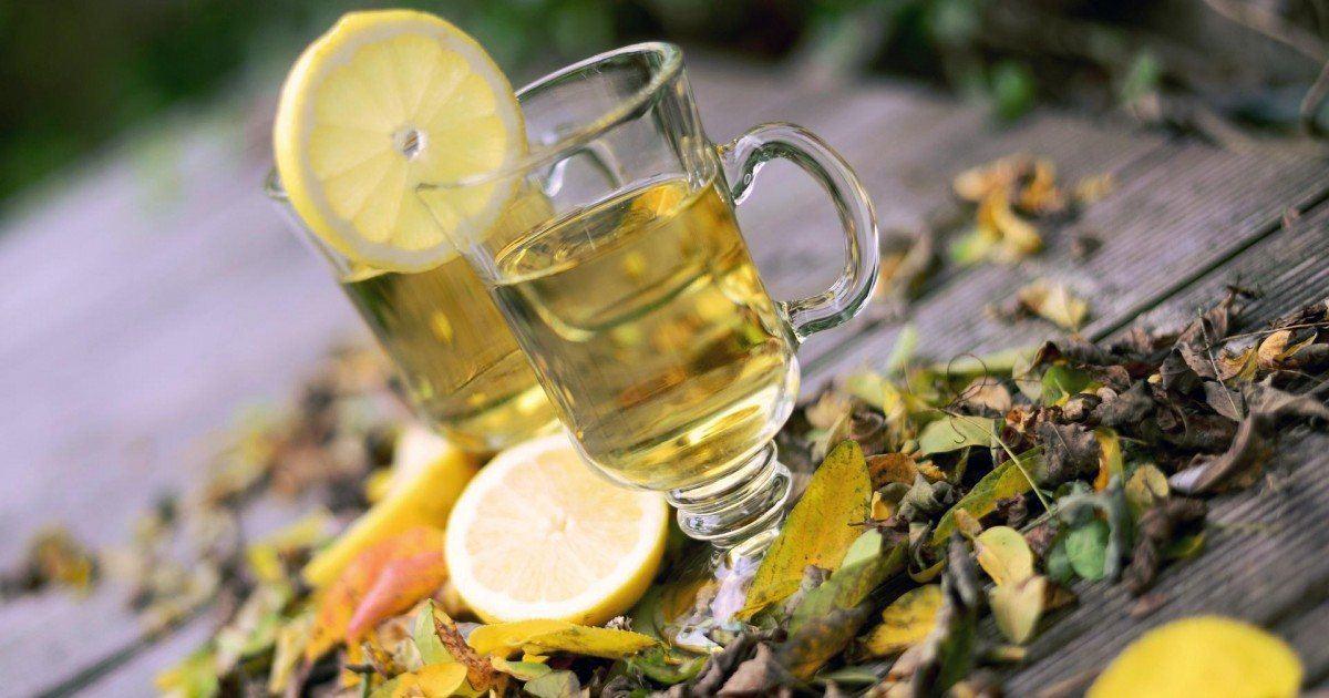 Perdez du poids et garder la forme grâce à notre recette de thé au citron