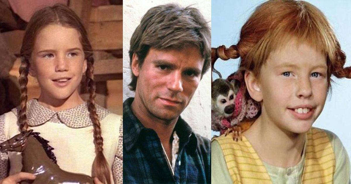Ces stars des années 80 ont bien changés, voici à quoi elles ressemblent aujourd'hui