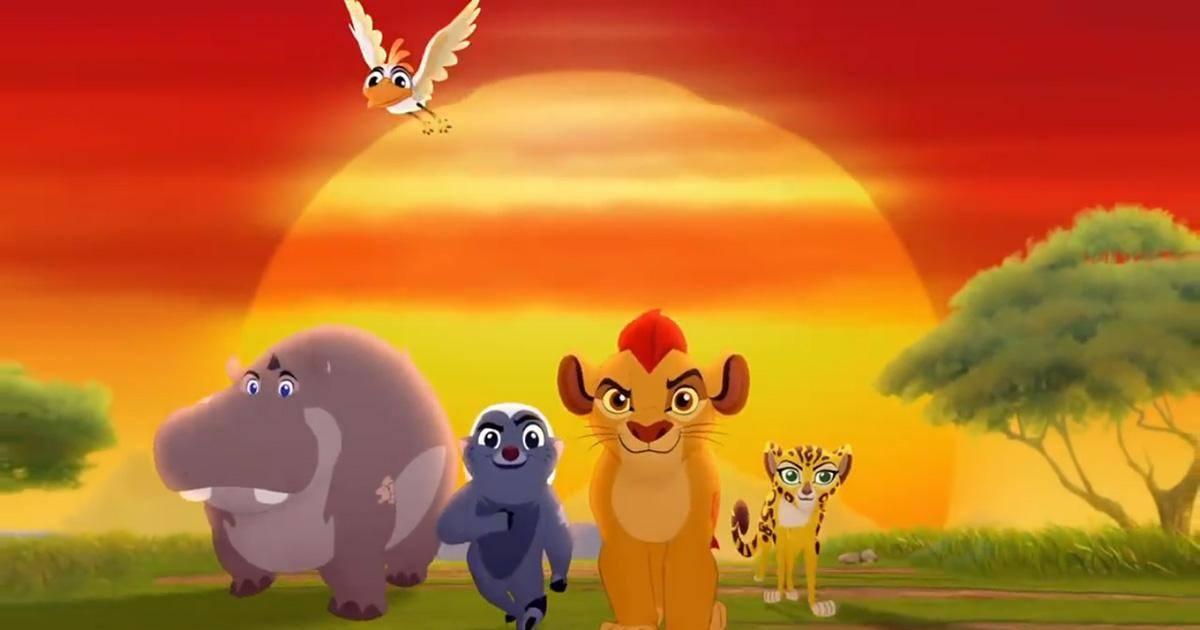 « Le Roi Lion » : renaît dans une série dérivée, « The Lion Guard » !